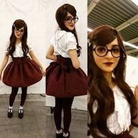 This outfit is called Madeaux. I made the Lolita skirt